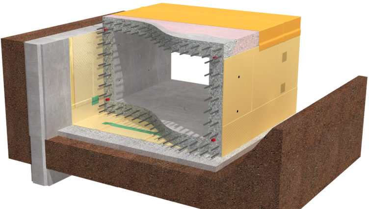 Sikaproof 174 A Pre Applied Fully Bonded Membrane System